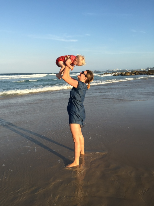 Beach Days with Mama