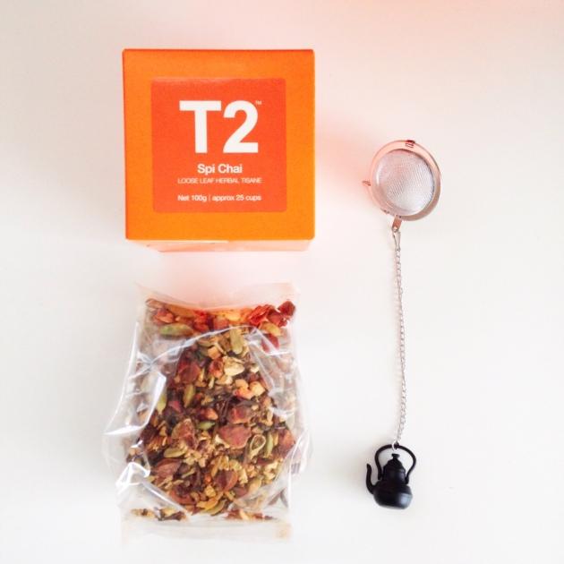T2 Spi Chai Tea - Tealicious
